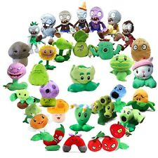 Stuffed Doll Plants vs Zombies Plush Toy Figure Characters XMAS Gift New Cute