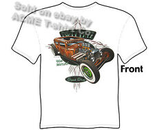 Hot Rod Clothes Ford Shirt Hot Rod Apparel Automotive T Shirt 1930 1931 Rat Rod