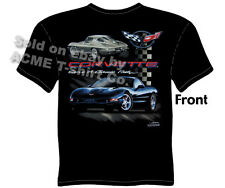 Corvette Clothing 97-04 C5 Vette T Shirts 1963 Chevrolet Tee Sz M L XL 2XL 3XL