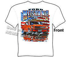 1964 1965 1966 Mustang T Shirt 64 65 66 Ford Apparel American Legend Ponycar Tee