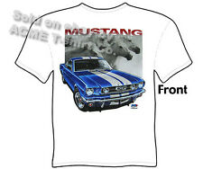 Mustang T Shirt Ford Shirt Mustang Apparel Classic Car 1965 1966 1967 65 66 67