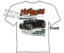 Hot Rod Clothing 32 Roadster Vintage Car T Shirt 1932 Ford Tee Sz M L XL 2XL 3XL