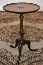 Antique Edwardian Inlaid Mahogany Occasional Table - FREE DELIVERY [PL2073]