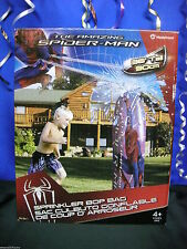 Amazing Spiderman Bop Bag..Spiderman Sprinkler Bop Bag 36 inches Tall