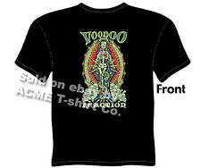 Tattoo T Shirt Voodoo Reaction Kustom Kulture Clothing Tee Sz M L XL 2XL 3XL