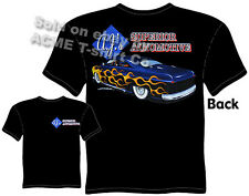 49 50 51 Ford T Shirt 1949 1950 1951 Custom Car Tee Chopped Lead Sled Clothing