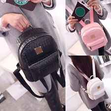 Fashion Women's Backpack Travel PU Leather Handbag Rucksack Shoulder School Bag