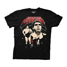 WWE Andre the Giant Wrestling Adult T Shirt