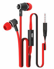 Candy Color In-Ear Earphones Super Bass Headphones Stereo Headset With Mic