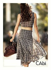 New Cabi 2013 Fall Chloe Skirt style 546 Retail $89-Size 4,6