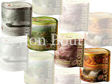 Basilur Ceylon Tea - Four Seasons 125g Ceylon Loose Leaf Tea Tin Caddies