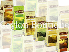 Basilur Leaf of Ceylon Collection 100g/3.53oz Loose Leaf Ceylon Tea in Packet