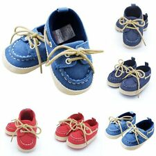 3 Color Toddler Baby Infant Girls Boys Casual Sneakers Soft Bottom Fashion Shoes