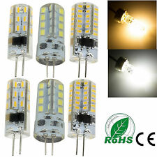 G4 LED Corn Bulb AC/DC 12V 110V 220V Crystal Lamp Replace Halogen Light White