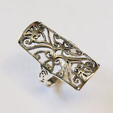 925 Sterling Silver Beautiful Ring Thai