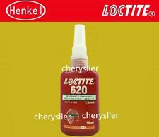 LOCTITE 620 RETAINING COMPOUND 50ML--250 ML FREE SHIPPING""