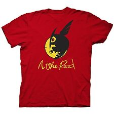 Akame ga Kill Night Raid Symbol Anime Licenced Adult T Shirt