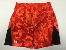 "Under Armour Men HeatGear Flyweight 7"" Training Run Shorts Fitted(1244175-825)"