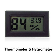 Mini Digital LCD Indoor Temperature Humidity Meter Thermometer Hygrometer PRO