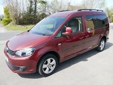 Volkswagen Caddy Maxi Life wheelchair access wav vehicle AUTOMATIC