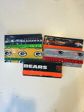 BRAND NEW NFL DUCT TAPE WOMENS WALLETS!!