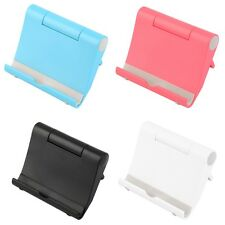 Plastic Adjustable Multi-angle Table Stand Holder Mount For IPad/Phone