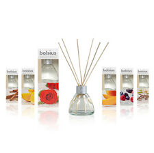 Bolsius Glass Aromatic Reed Diffuser Variation of Fragrances And Sizes