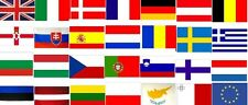 EUROPEAN UNION 5 x 3 FLAGS – Pick your flag!