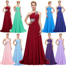 New Summer Long Bridesmaid Formal Gown Ball Party Cocktail Evening Prom Dress