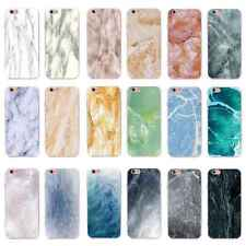 Stone Pattern Hard Shockproof Ultra Thin Back Case Cover Skin for iPhone&Samsung