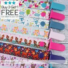 Deers Dummy Clip - Pacifier Clips - Soother Chain