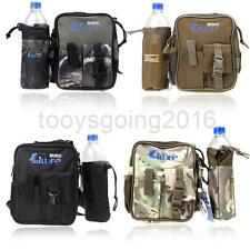 Waterproof Breathable Outdoor Sports Fly Fishing Tackle Bag Waist Shoulder Pack