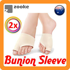 1 Pair Bunion Protector Sleeve with Gel Pads - Pain Relief for Calluses, Bunions