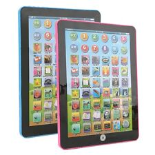 Tablet Pad Computer For Kid Children Learning English Educational Teach Toy BN