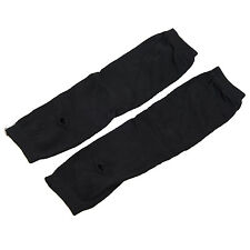 B3 Lady Stretchy Soft Arm Warmer Long Sleeve FingerleB3 Gloves - Black