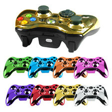 Wireless Controller Shell Case Bumper Thumbsticks Buttons Game for Xbox 360 BG