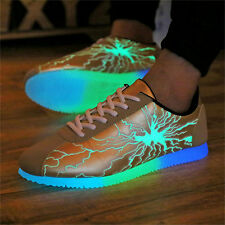New Fashion Men's Sports Shoes Sneakers Reflective Running Basketball Athletics