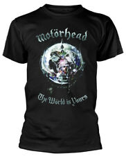 Motorhead 'The World Is Yours Album' T-Shirt - NEW & OFFICIAL!