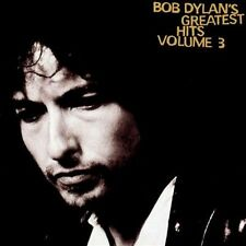 Bob Dylan - Vol. 3-Greatest Hits CD! BRAND NEW! STILL SEALED!!