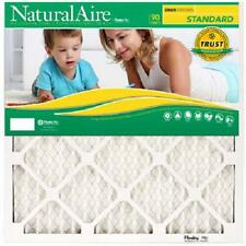 Case of 12, All Sizes, Flanders NaturalAire Pleated, MERV 8, AC/Furnace Filters