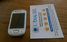 Samsung Galaxy Mini GT-S5570 - Chic White (Unlocked) Smartphone