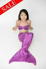 SALE! Purple Mermaid Fin Outfit by Fairy Tail Mermaids ~ Monofin Included ~ Fun