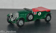 Matchbox Models of Yesteryear 1929 4.5 Litre Bentley No5 by Lesney