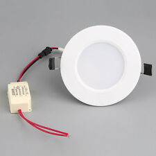 3 Inch Dimmable LED Panel Recessed Ceiling Lights Downlight Spot Lamp BG