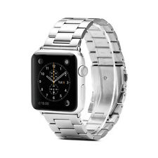 GMYLE Stainless Steel Replacement Metal Wrist Band for Apple Watch