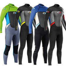 Osprey Origin Mens 3/2mm Neoprene Wetsuit Full Length Steamer Wet Suit UltraFlex