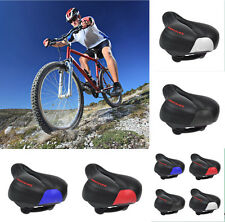 Road Mountain MTB Hollow Saddle Bike Bicycle Cycling Seat Soft Cushion Pad BG