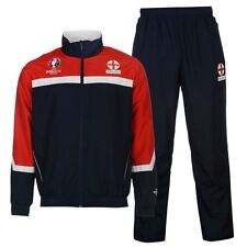 """100% Official Product UEFA """"EURO 2016 France"""" England Men's Tracksuit, Navy"""