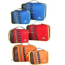 Waterproof Travel LUGGAGE ORGANIZER SUITCASE Bag CLOTHES STORAGE PACKING Pouch
