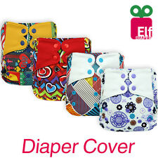 ElfDiaper One Size Cover Cloth Diaper Washable Reusable New Nappy baby swim